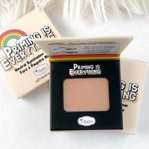 theBalm Neutral Eyeshadow Primer Color Transformer